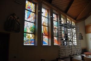 JAROSZOWIEC kościół pw. Najświętszej Maryi Panny Wspomożycielki Wiernych